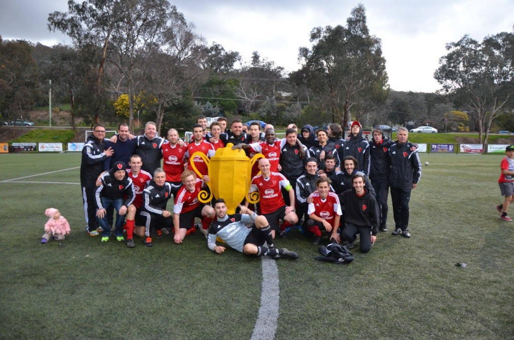2015 Champions Men