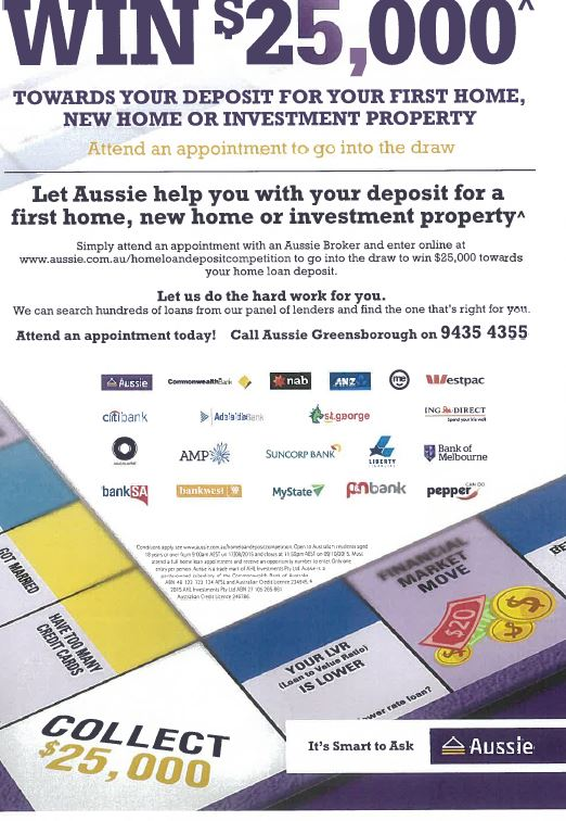 Aussie Promotion